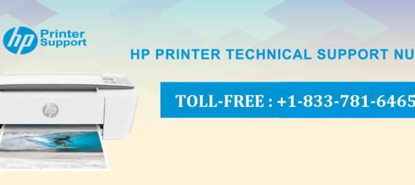 HP Printer Toll Free Number, HP Printer Support