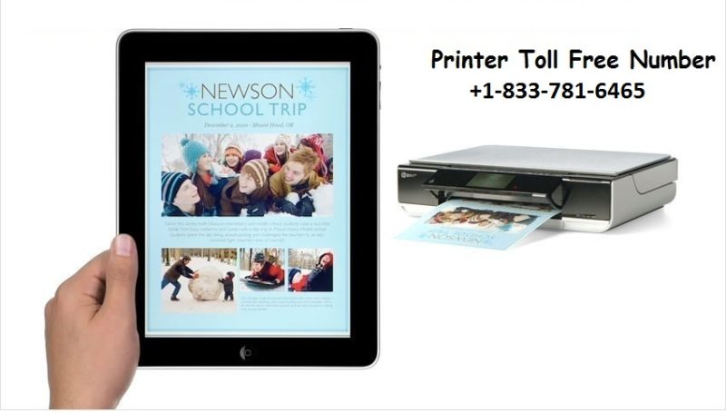 Printer Customer Support, Printer Toll Free Number, Printer Support Helpline Number