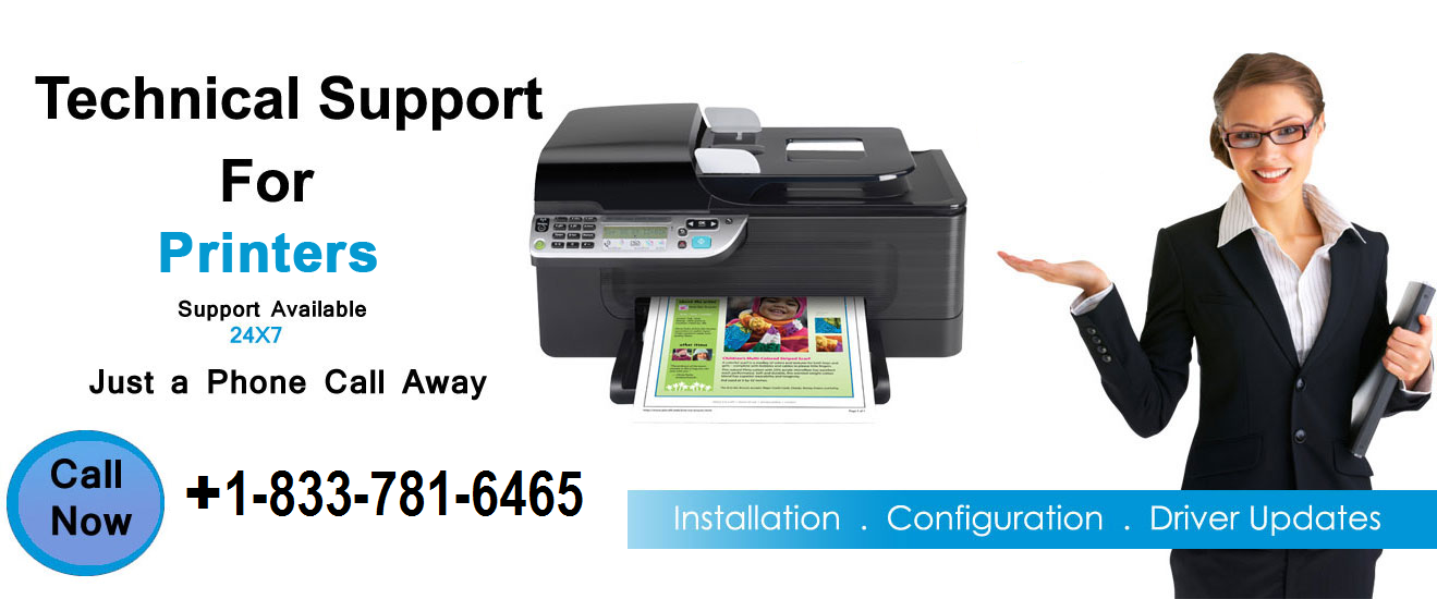 Printer customer support, Printer support phone number, Printer tech support