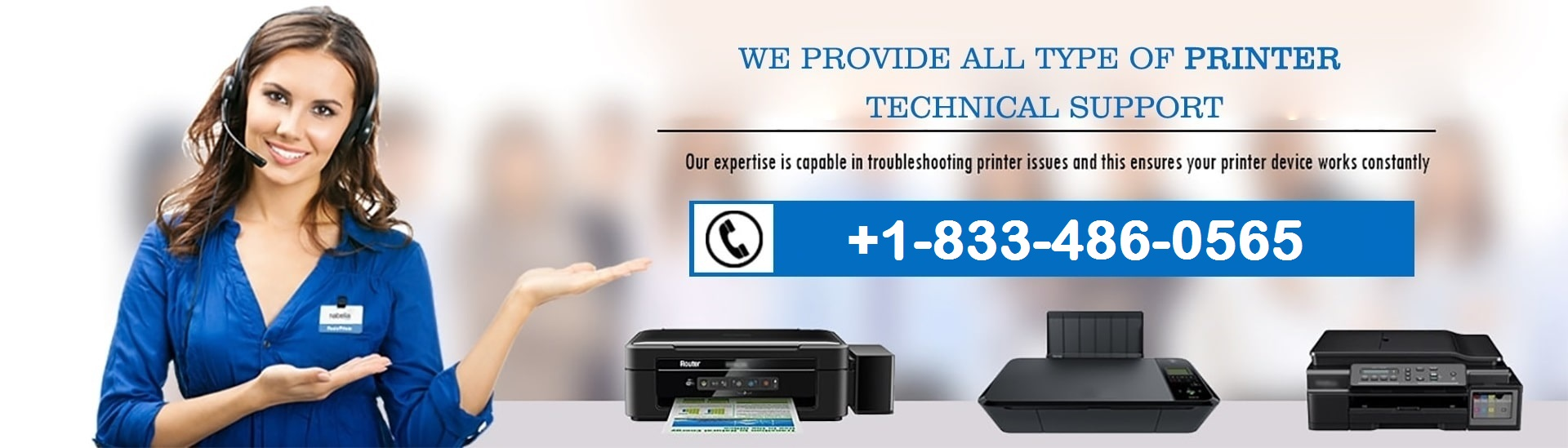 Printers IP Address, printer support number