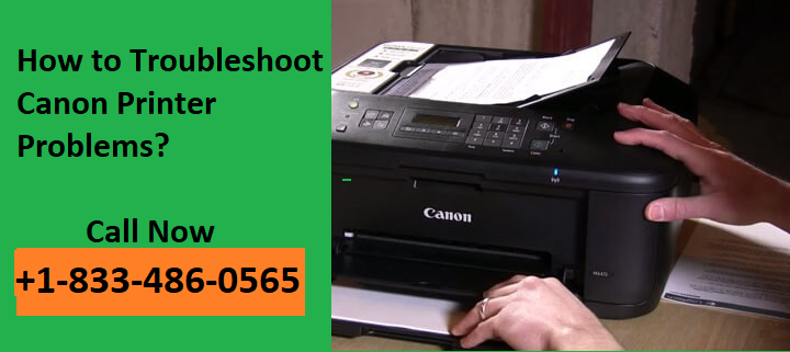 Troubleshoot Canon Printer,